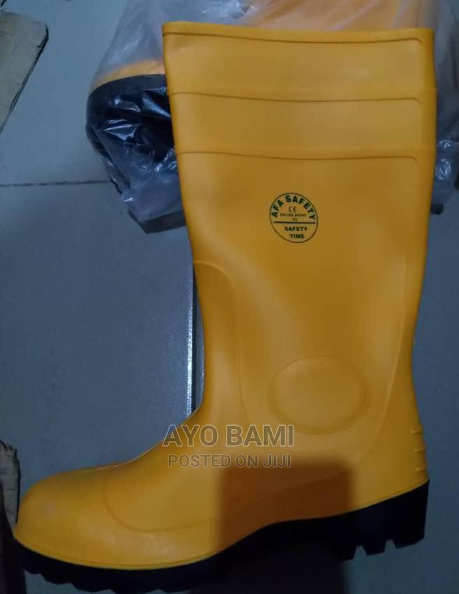 Safety Boots | Safetywear & Equipment for sale in Ikeja, Lagos State, Nigeria