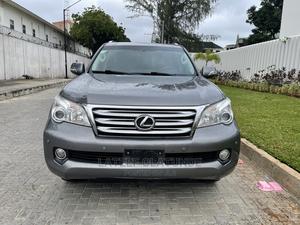 Lexus GX 2012 460 Premium Gray | Cars for sale in Lagos State, Ikoyi