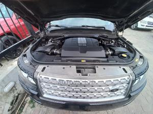 Land Rover Range Rover Sport 2014 Black   Cars for sale in Lagos State, Ajah