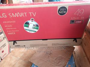 49 Inches LG 4k Smart Tv | TV & DVD Equipment for sale in Abuja (FCT) State, Wuse