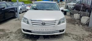 Toyota Avalon 2006 Limited White | Cars for sale in Lagos State, Ajah