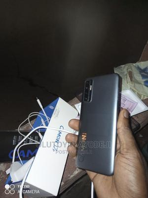 Tecno Camon 17P 128 GB Gray | Mobile Phones for sale in Osun State, Ede
