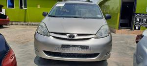 Toyota Sienna 2008 LE AWD Silver | Cars for sale in Lagos State, Ajah