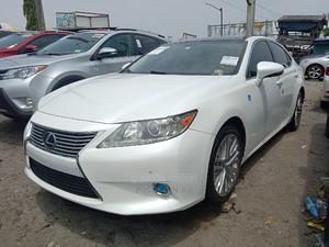 Lexus ES 2013 350 FWD White | Cars for sale in Lagos State, Apapa