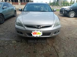 Honda Accord 2005 Automatic Silver | Cars for sale in Abuja (FCT) State, Kado