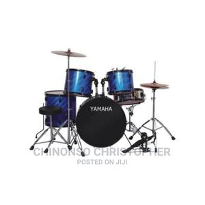 Yamaha Drum Set 5pcs | Musical Instruments & Gear for sale in Lagos State, Ojo