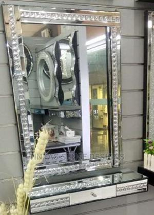 Console Mirror and Wall Attached Table | Home Accessories for sale in Lagos State, Lekki