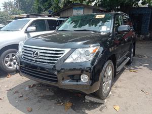 Lexus LX 2012 570 Black | Cars for sale in Lagos State, Apapa
