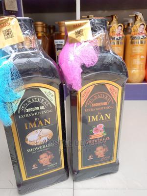 Iman Shower Gel | Skin Care for sale in Lagos State, Ikeja