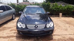 Mercedes-Benz CLK 2004 Black   Cars for sale in Kaduna State, Kaduna / Kaduna State