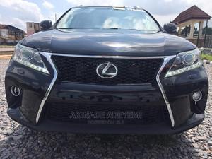Lexus RX 2015 350 AWD Black   Cars for sale in Oyo State, Ibadan