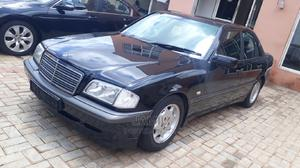 Mercedes-Benz C180 2000 Black   Cars for sale in Kaduna State, Kaduna / Kaduna State