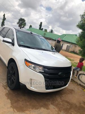 Ford Edge 2012 White | Cars for sale in Abuja (FCT) State, Central Business District