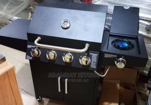 Outdoor Bbq Grill Machine | Restaurant & Catering Equipment for sale in Lagos State, Ojo