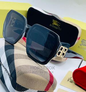 Burberry Designer Classic Sun Glasses | Clothing Accessories for sale in Lagos State, Lagos Island (Eko)