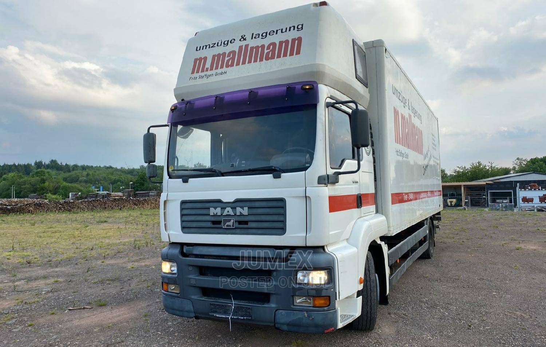 Man Diesel Tokunbo Truck.