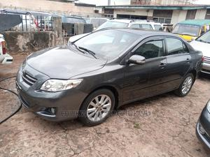 Toyota Corolla 2009 Gray | Cars for sale in Anambra State, Onitsha