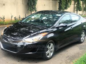 Hyundai Elantra 2013 Black   Cars for sale in Kwara State, Ilorin West