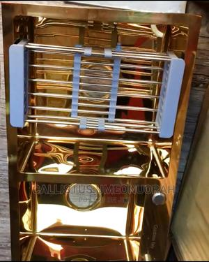 England Double Bowl Mirror Gold Kitchen Sinks 1 | Plumbing & Water Supply for sale in Lagos State, Orile