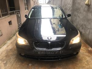 BMW 5 Series 2007 Black | Cars for sale in Lagos State, Yaba