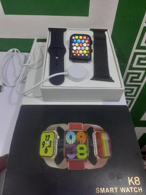 K8 Smartwatch Series 6 | Smart Watches & Trackers for sale in Lagos State, Ikeja