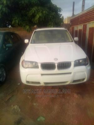 BMW X3 2006 3.0i White   Cars for sale in Kano State, Kano Municipal