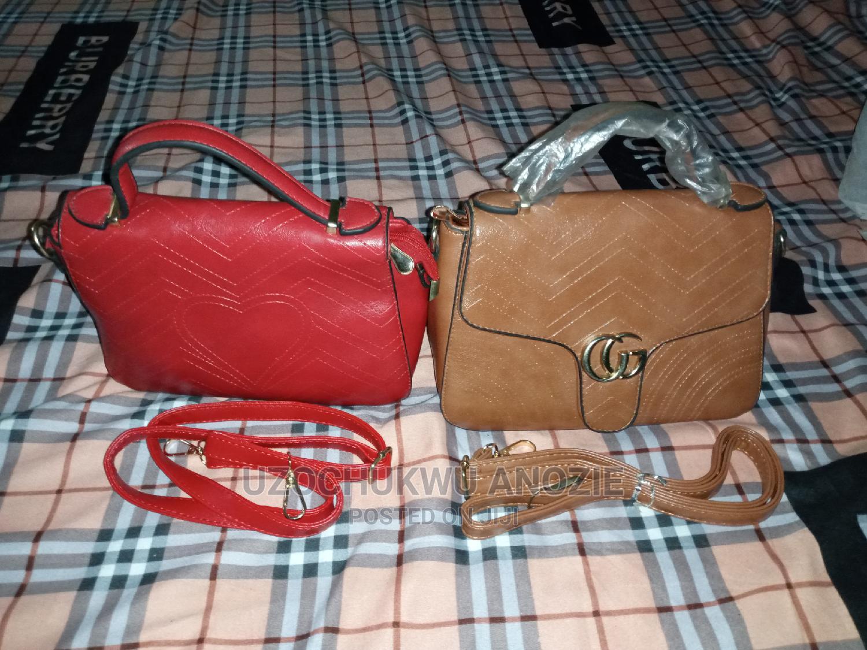 Archive: Pure Leather Handbag
