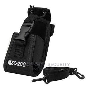 Handheld Walkie Talkie Pouch Bag | Audio & Music Equipment for sale in Lagos State, Ikeja