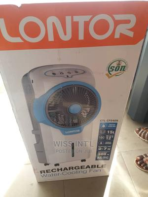 Lontor Rechargeable Water Cooling Fan | Home Appliances for sale in Lagos State, Surulere
