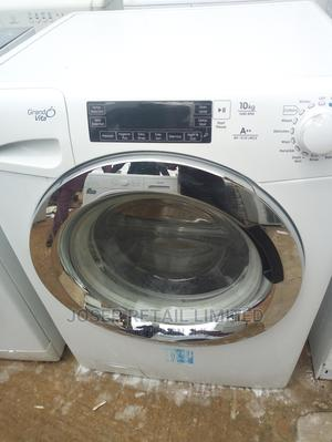 10kg European Inverter Washing Machine With 2 Years Warranty | Home Appliances for sale in Oyo State, Ibadan