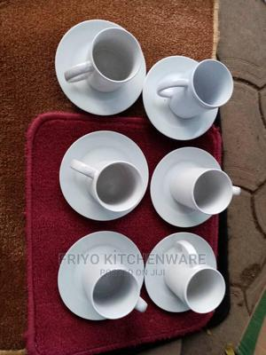 Tea Cup With Sources | Kitchen & Dining for sale in Abuja (FCT) State, Wuse