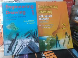 Engineering Drawing 1 2 | Books & Games for sale in Lagos State, Surulere