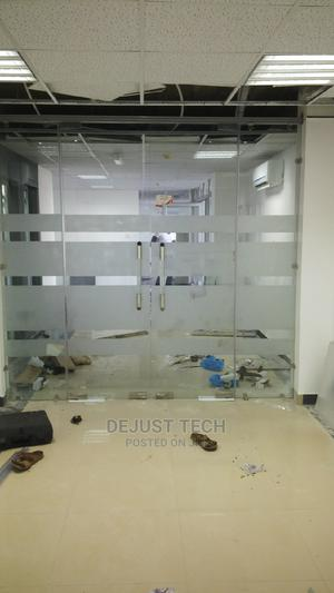Frameless Swing Glass Doors   Doors for sale in Lagos State, Lagos Island (Eko)