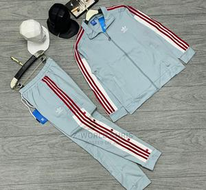 Adidas Unisex Tracksuits | Clothing for sale in Lagos State, Surulere