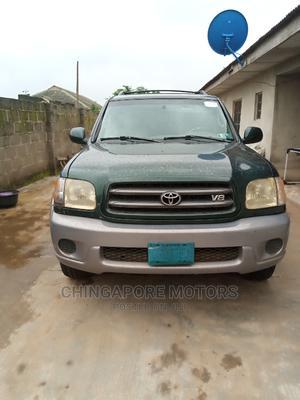 Toyota Sequoia 2003 Green   Cars for sale in Lagos State, Ikorodu