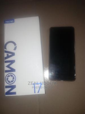 Tecno Camon 17 128 GB Gray   Mobile Phones for sale in Akwa Ibom State, Uyo