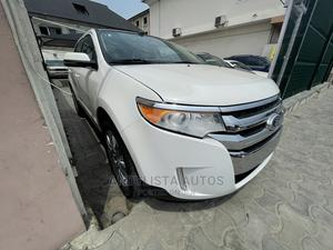 Ford Edge 2013 White | Cars for sale in Lagos State, Lekki