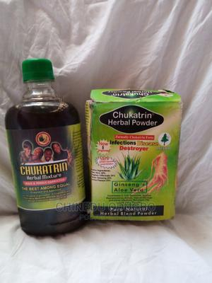 Chukatrin Herbal Liquid and Powder Solution | Bath & Body for sale in Lagos State, Oshodi