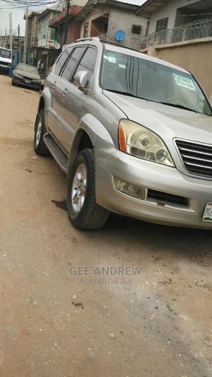 Lexus GX 2006 470 Sport Utility Silver | Cars for sale in Lagos State, Oshodi