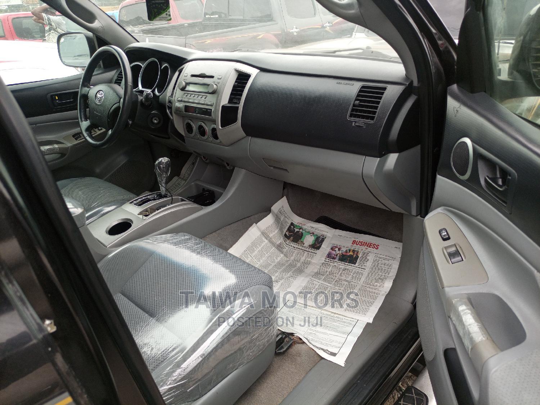 Archive: Toyota Tacoma 2008 4x4 Double Cab Black