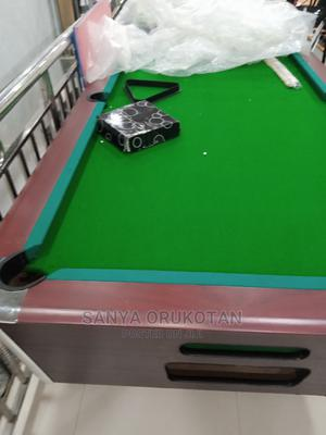 Coin Operated Snooker Table   Sports Equipment for sale in Lagos State, Ikeja