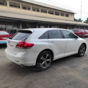 Toyota Venza 2010 White | Cars for sale in Lagos State, Victoria Island