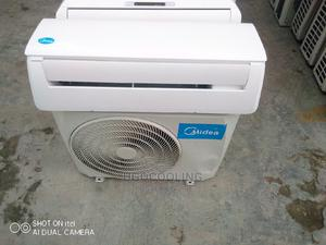 Uk Used 1.5 Hp Media Split Unit Airconditioner   Home Appliances for sale in Lagos State, Apapa