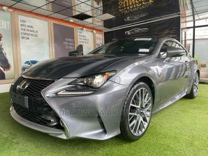 Lexus RC 2015 350 AWD Gray   Cars for sale in Abuja (FCT) State, Central Business District