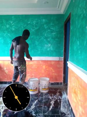 Marble Stucco Paint | Building & Trades Services for sale in Lagos State, Ikotun/Igando