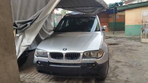 BMW X3 2006 3.0i Sports Activity Silver | Cars for sale in Lagos State, Ikeja