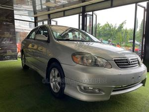 Toyota Corolla 2005 S Silver | Cars for sale in Abuja (FCT) State, Central Business District