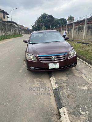 Toyota Avalon 2007 Limited Red | Cars for sale in Lagos State, Surulere