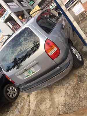 Opel Zafira 2002 Silver   Cars for sale in Lagos State, Ojodu