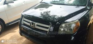 Honda Pilot 2008 EX 4x4 (3.5L 6cyl 5A) Black | Cars for sale in Lagos State, Ikeja